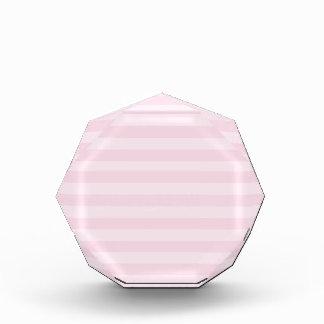 Pink Striped Pink Award