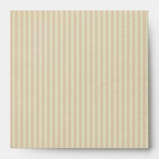 Pink Stripes ~ Envelopes