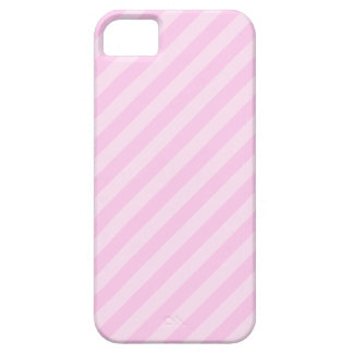 Pink Stripes. iPhone SE/5/5s Case