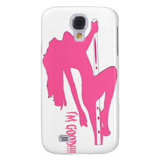 PINK STRIPTEASE COLLECTIONS GALAXY S4 COVER