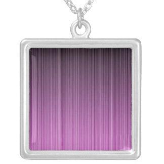 Pink Stripy Custom Jewelry