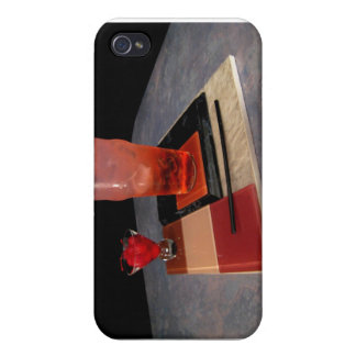 Pink Summer iPhone 4 Cover