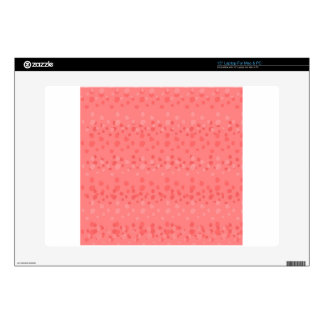 "Pink Summer Rain Lovers Skin For 15"" Laptop"