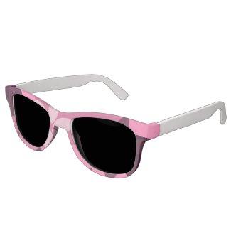 Pink sun glasses sunglasses