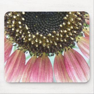 Pink Sunflower Mousepad