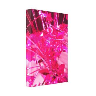 Pink Surprise Canvas Print