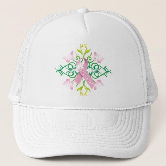 Pink Survivor Trucker Hat