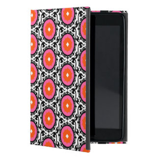 Pink Suzani Pattern Cover For iPad Mini