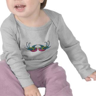 pink swallows tee shirt