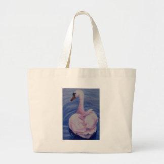 Pink Swan Bag