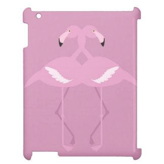 pink swan heart couple case savvy ipad iPad covers