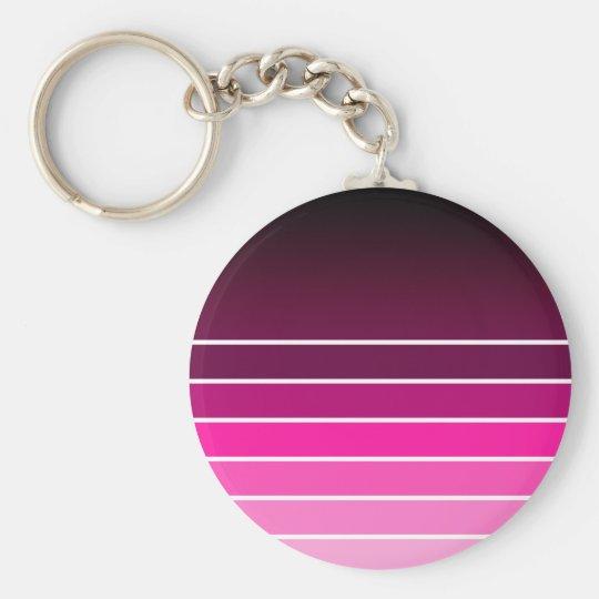 pink swatch keychain