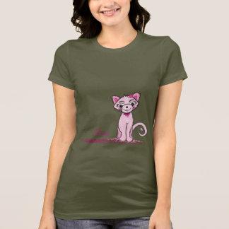 Pink Sweet Cat t-shirt