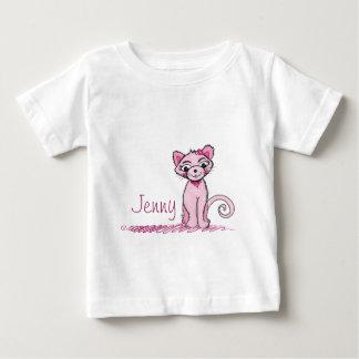 Pink Sweet Cat tee shirt