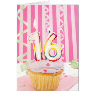 Pink sweet sixteen cards