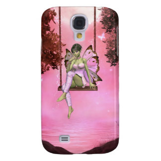 Pink Swinging Enchantments iPhone 3 Case