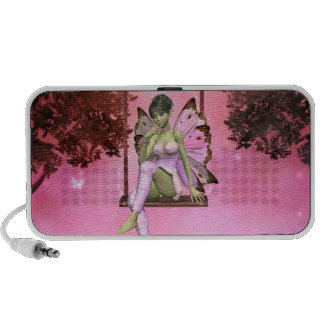 Pink Swinging Enchantments Speaker