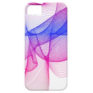 Pink Swirl, Digital Art iPhone SE/5/5s Case