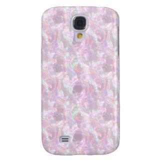 Pink Swirl Galaxy S4 Case