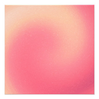 Pink Swirl Invitation