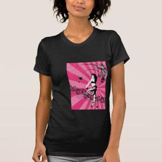 Pink Swirl T-shirt