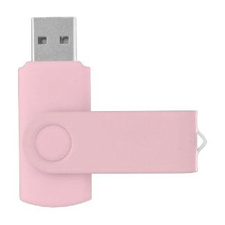 Pink Swivel USB 2.0 Flash Drive
