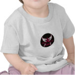 pink syco sk8 angel wings t-shirts