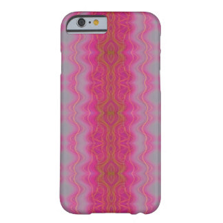 Pink Symmetry Barely There iPhone 6 Case