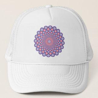 Pink Symmetry Trucker Hat