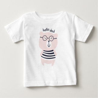 Pink t-shirt estel