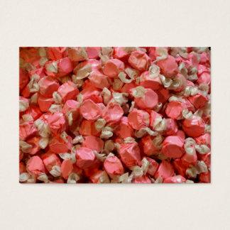 Pink Taffy Business Card