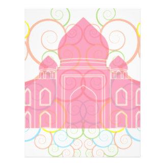 Pink Taj Mahal Flyer