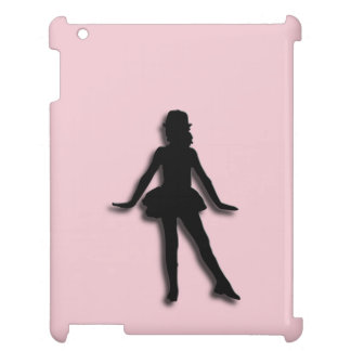 Pink Tap Dancer Cover For The iPad 2 3 4