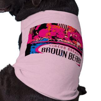 Pink teddy bear image pet clothes Part 1