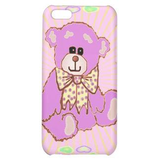 Pink Teddy Bear  iPhone 5C Case
