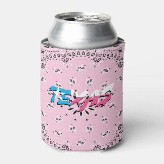 Pink Texas, Can Cooler