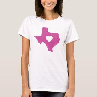 Pink Texas T-Shirt