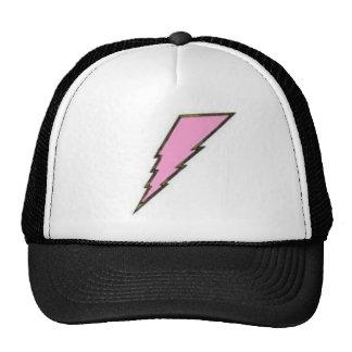 Pink thunder! trucker hat