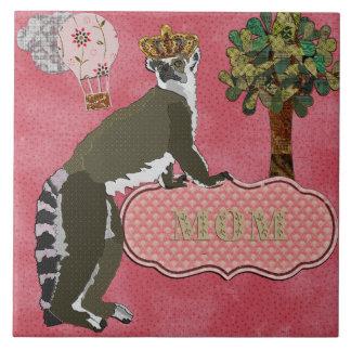 Pink Tile de rey Julian Mom's Tejas Cerámicas