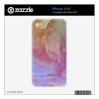 """""""Pink Tornado"""" collection Skins For iPhone 4"""