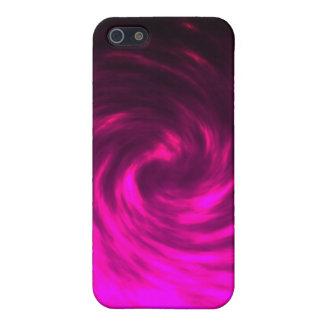 Pink Tornado iPhone 4 Case
