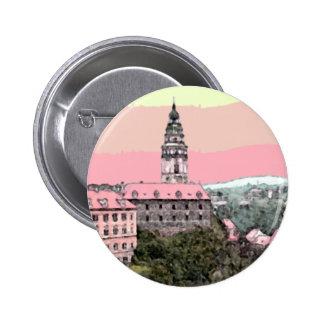 Pink Town Pin