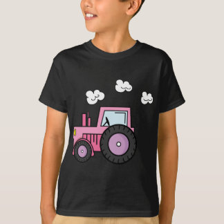 Pink Tractor T-Shirt