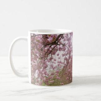 Pink Tree Blossom Coffee Mug