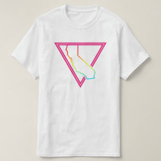 pink triangle california T-Shirt