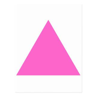 Pink Triangle Postcard