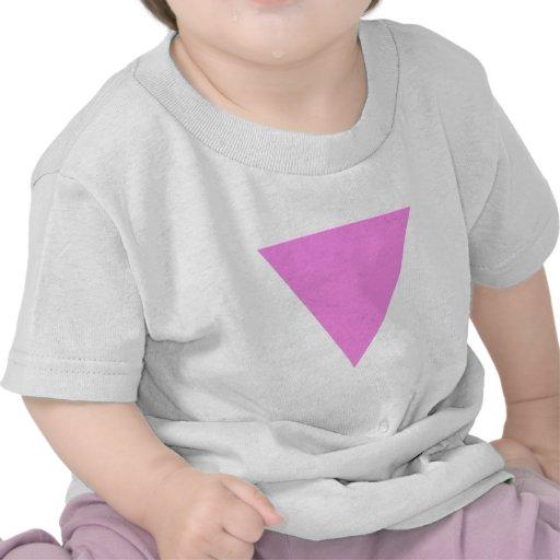 Pink Triangle Shirt