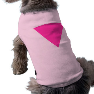 pink triangle. T-Shirt
