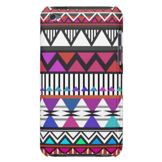 Pink Tribal 2 Pattern iPod Touch  Case iPod Case-Mate Cases