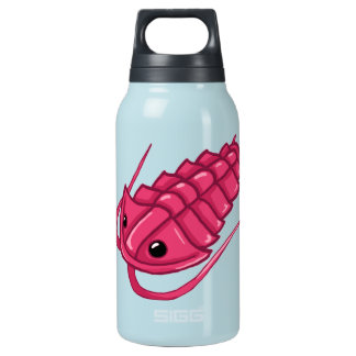 Pink Trilobite Insulated Water Bottle